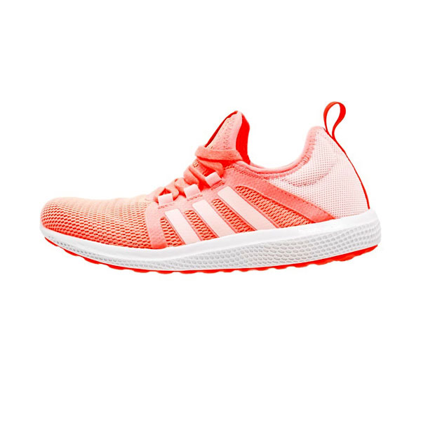Chaussure Adidas BOUNCE - Orange Clair